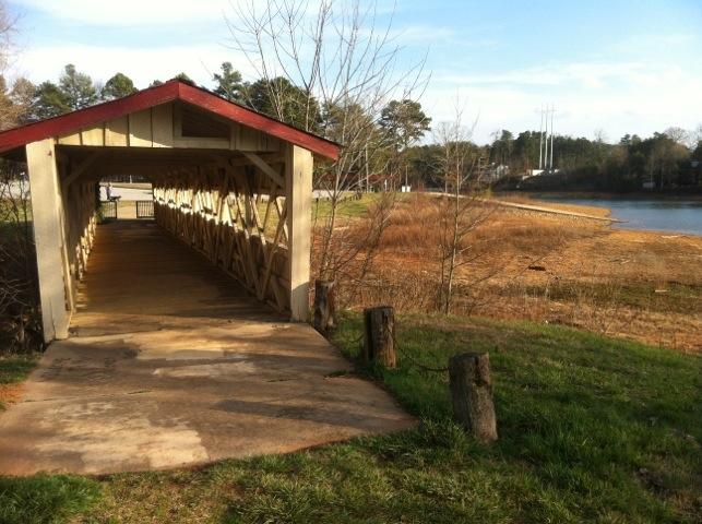 Lanier Point Park In Gainesville Down 7 54 Feet Lake Lanier