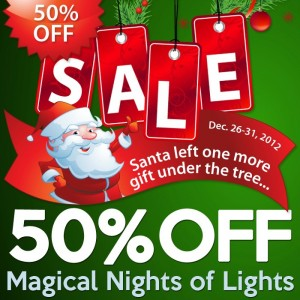 2012 Magical Nights Of Lights Online Discount Lake Lanier