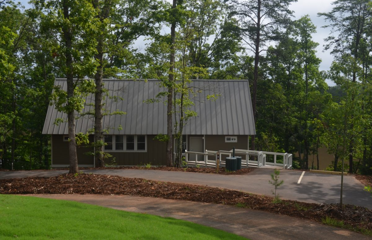 Rent A Cabin At Don Carter State Park