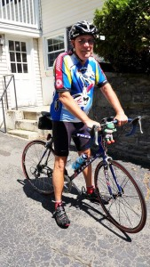 Please Support Bill Finan's PMC Ride