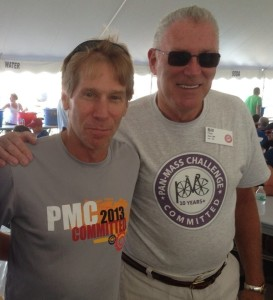 Billy Starr & Bill Finan Raise Money to Fight Cancer via the PMC