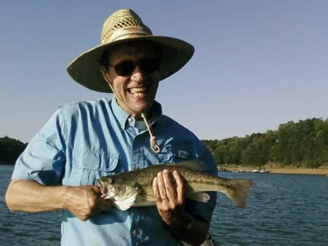 Take a kid fishing for national fishing week on lake lanier for Take a kid fishing