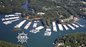 Bald Ridge Marina on Lake Lanier