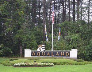 Aqualand ~~ Photograph by Robert Sutherland