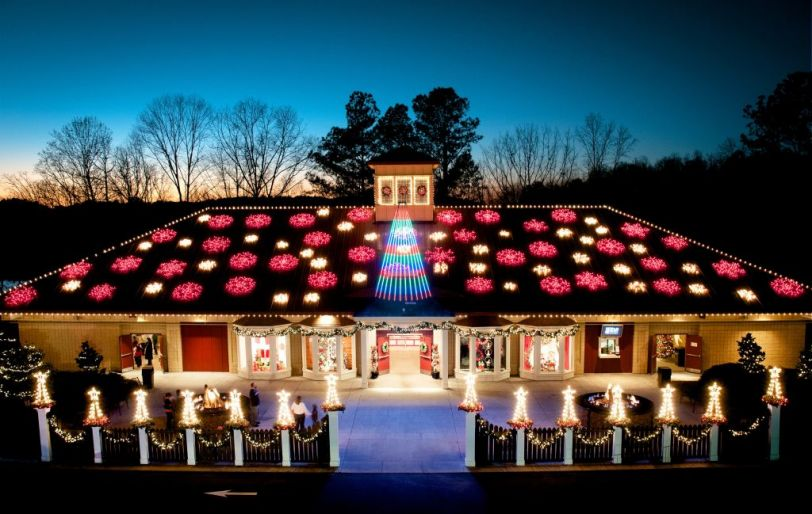 Free Admission To Magical Nights Of Lights Friday 11 15