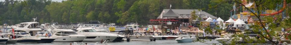 Lanier Islands In-Water Boat Show