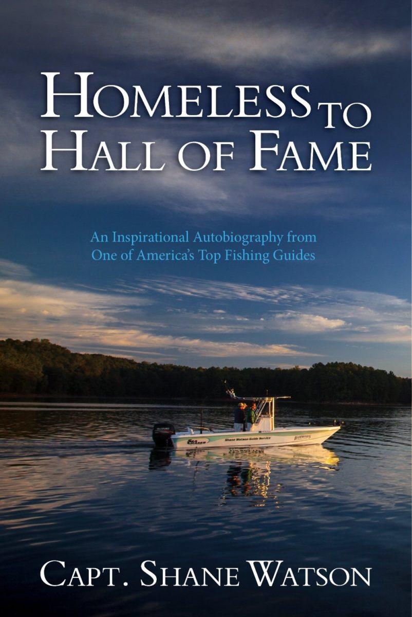 Lake lanier fishing guide shane watson autobiography for Lake lanier fishing guide