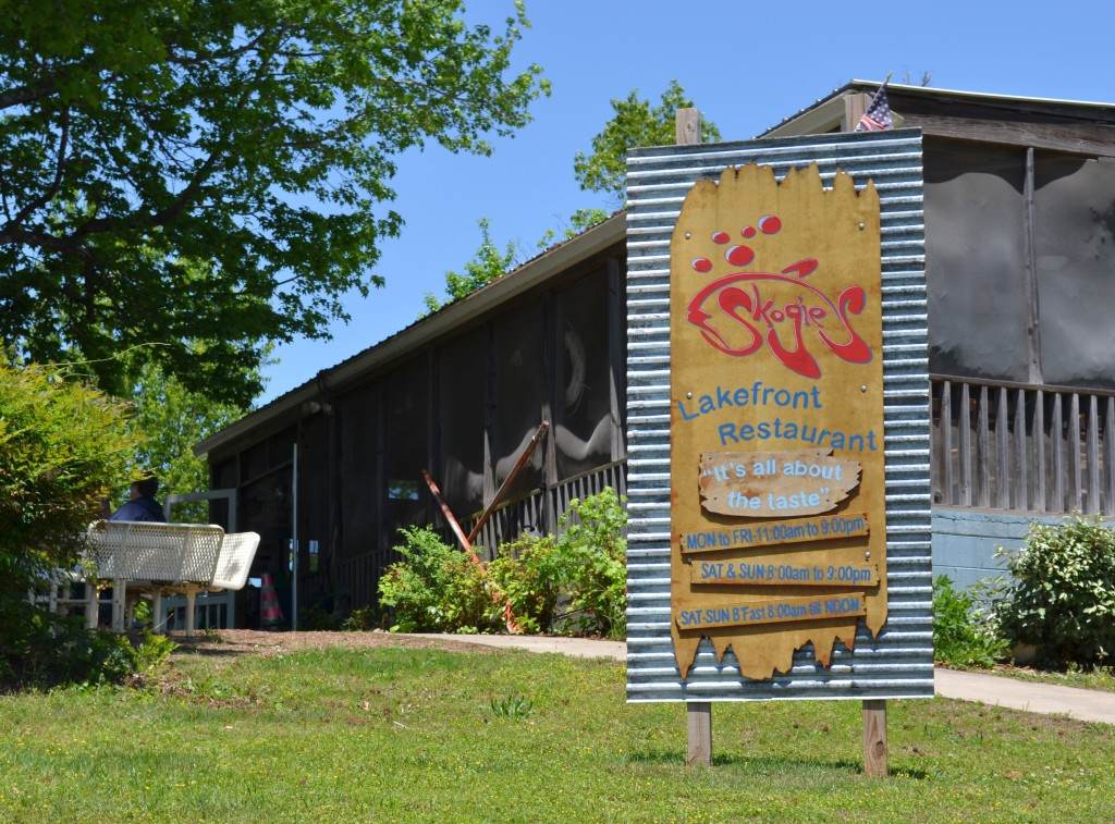 Lake Lanier Restaurants Gainesville
