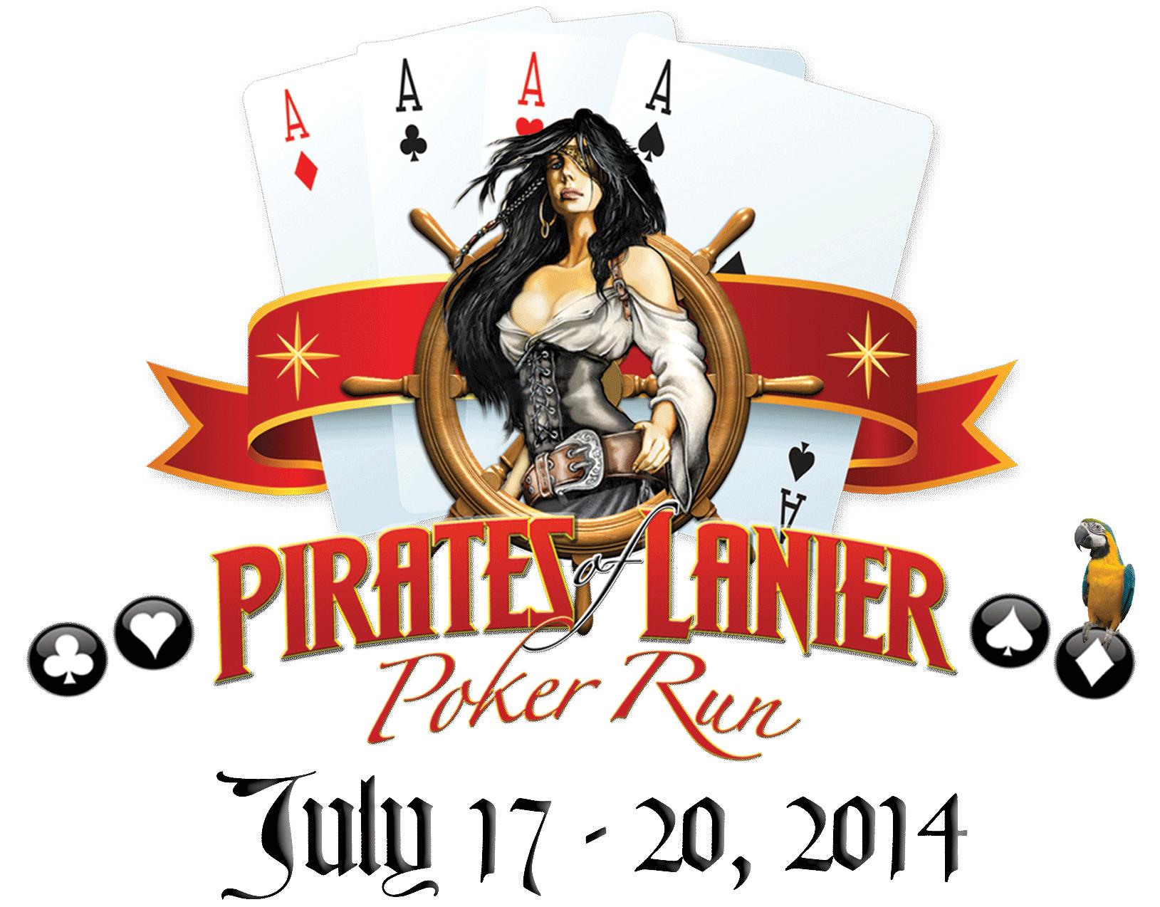 Lanier pirates poker run how to win slot machine scr888