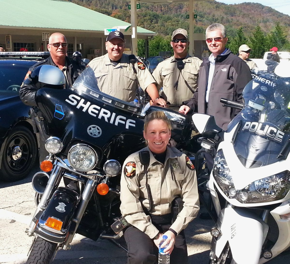 Thunder in the Mountains ~ Police Escorted Motorcycle Ride