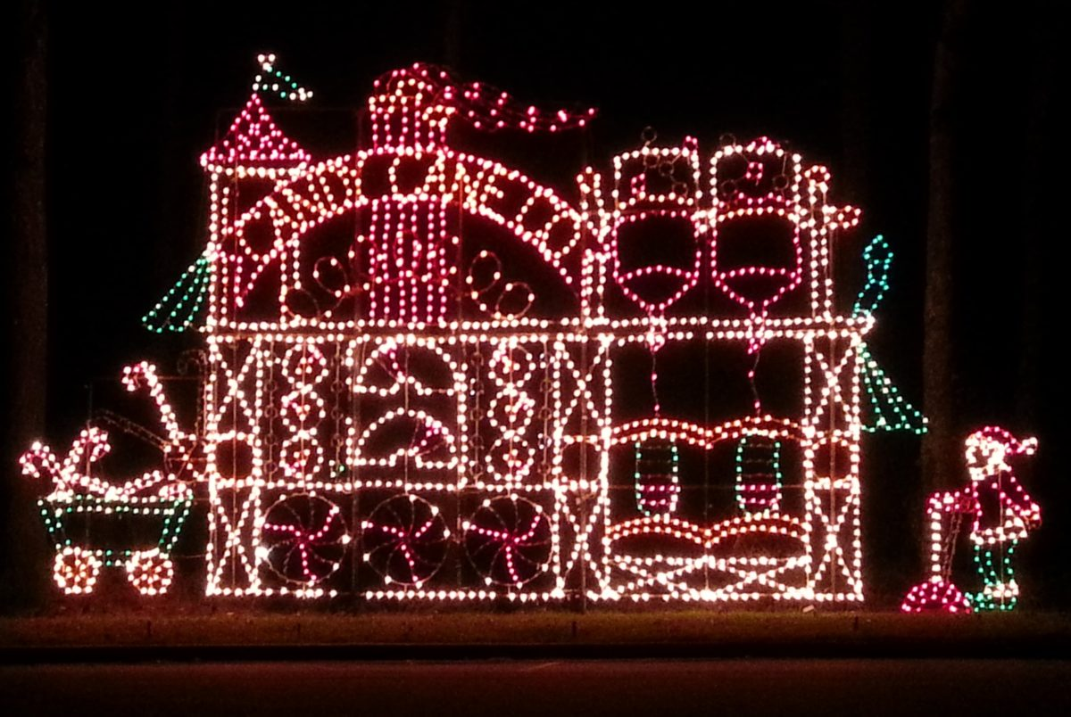 Coupons for lake lanier magical nights of lights