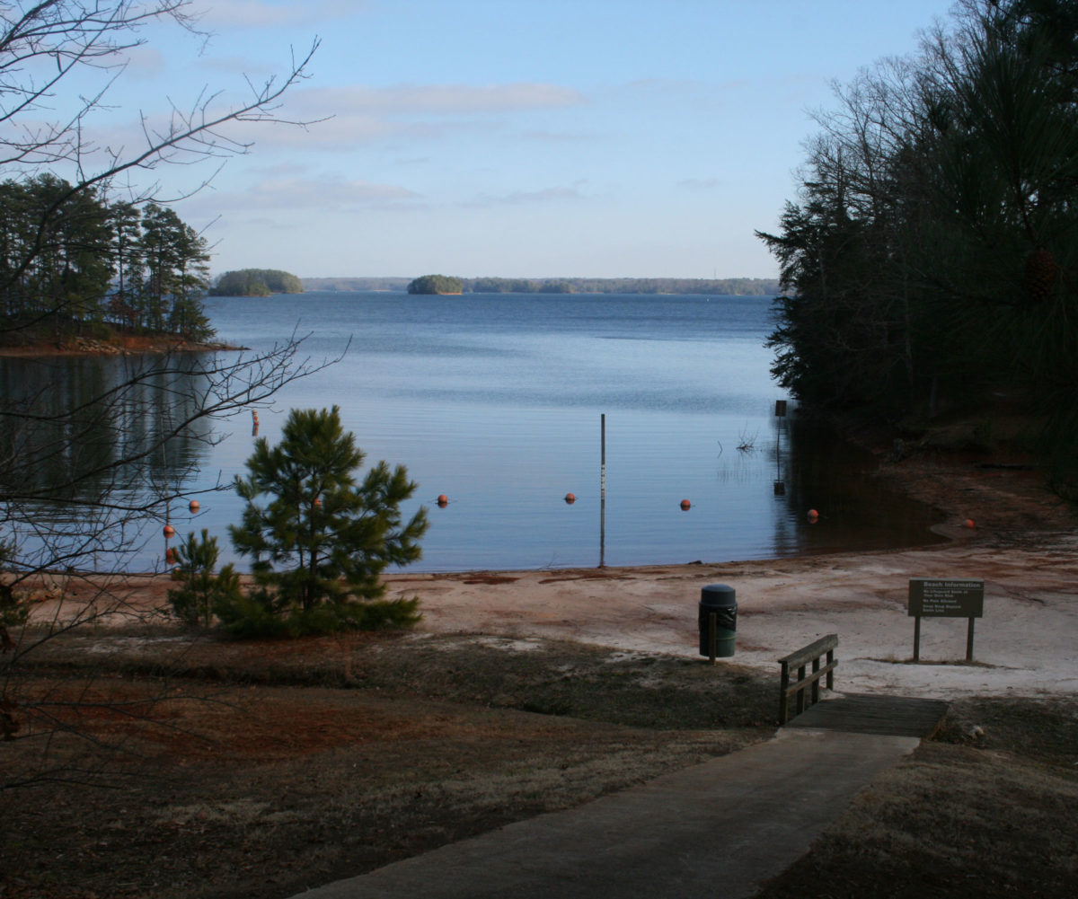Shoreline Erosion Program For Lake Lanier Lake Lanier