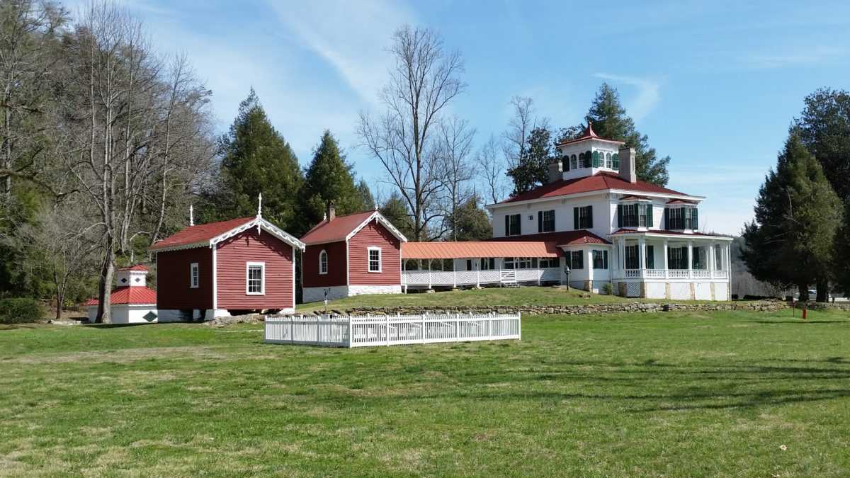 Events at Hardman Farm State Historic Site in Helen - Lake Lanier