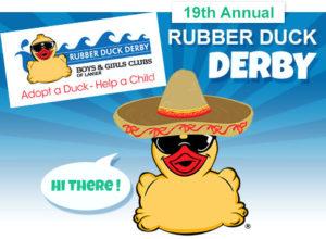 Rubber Duck Derby Celebrates Cindo de Mayo