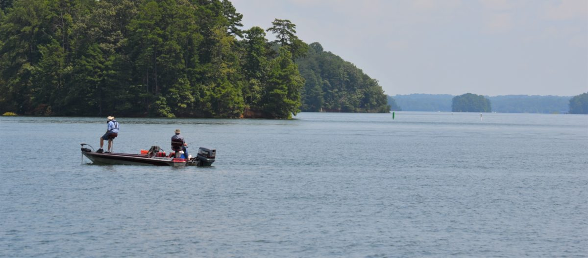 Vann 39 s tavern park on lake lanier for Lake lanier fishing