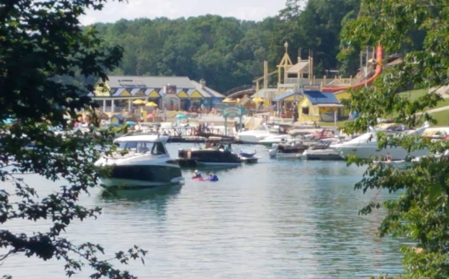 Lake Lanier GA - Real Estate, Fishing, Marinas and Lake Lanier Islands