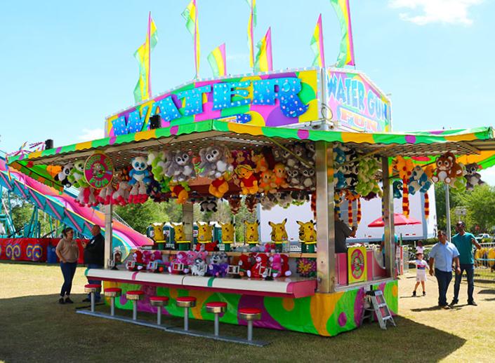 Carnival Rides at Laurel Park June 13-16, 2019 - Lake Lanier