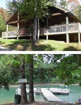 Cabin Rentals Lake Lanier Lodges